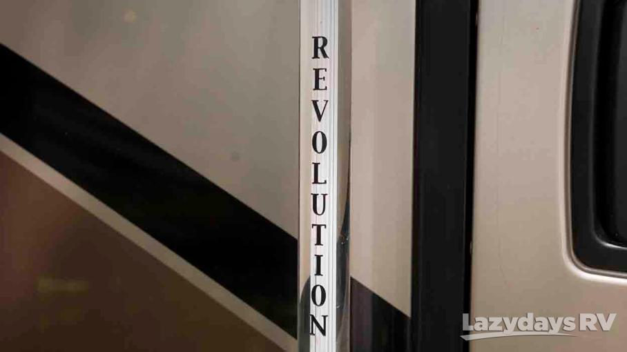 2015 American Coach Revolution LE 42W