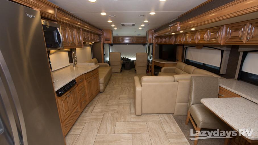 2016 Thor Motor Coach Tuscany XTE 40GQ