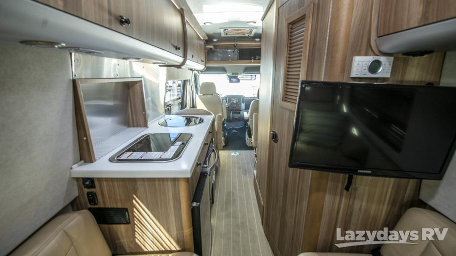 2017 Airstream Interstate EXT LOUNGE TWIN