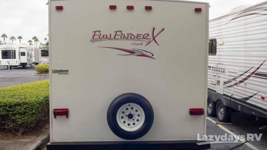 2010 Cruiser RV Fun Finder X X215WSK