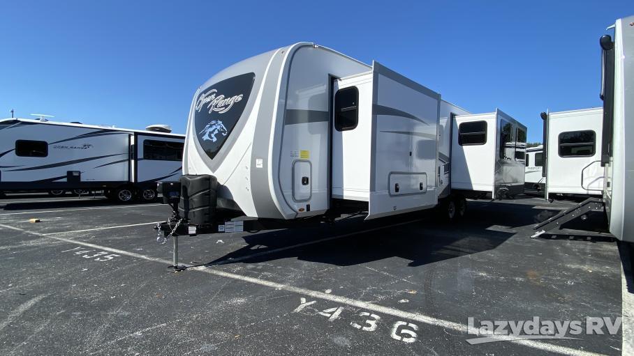 2021 Highland Ridge RV Open Range OT322RLS
