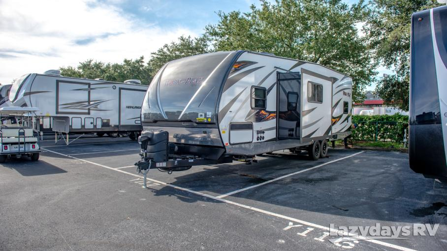 2019 Forest River Work and Play Toy Hauler 30WQB