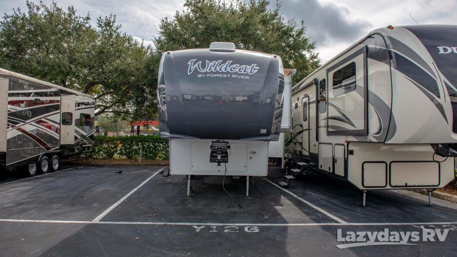 2014 Forest River Wildcat 312BH