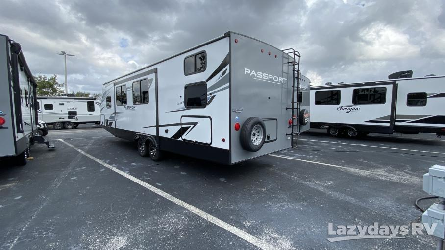 2021 Keystone RV Passport 282QB SL Series