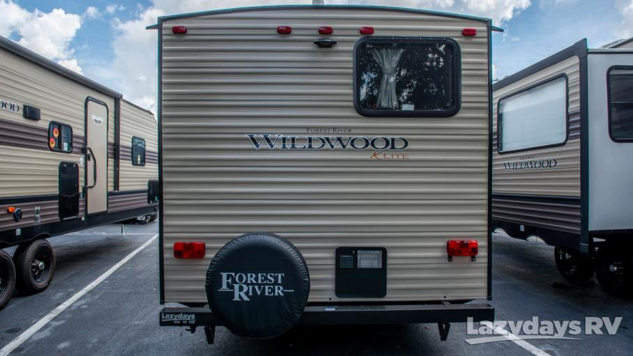 2020 Forest River Wildwood X Lite 261BHXL