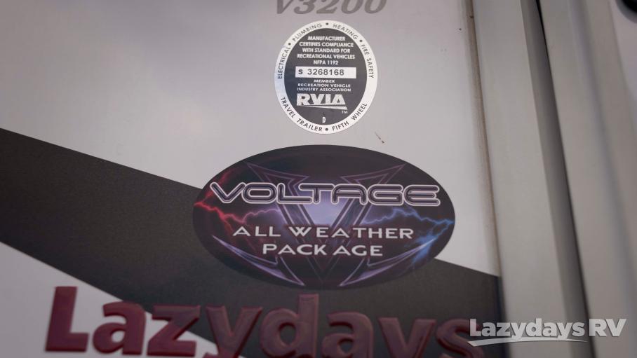 2014 Dutchmen Voltage V3200
