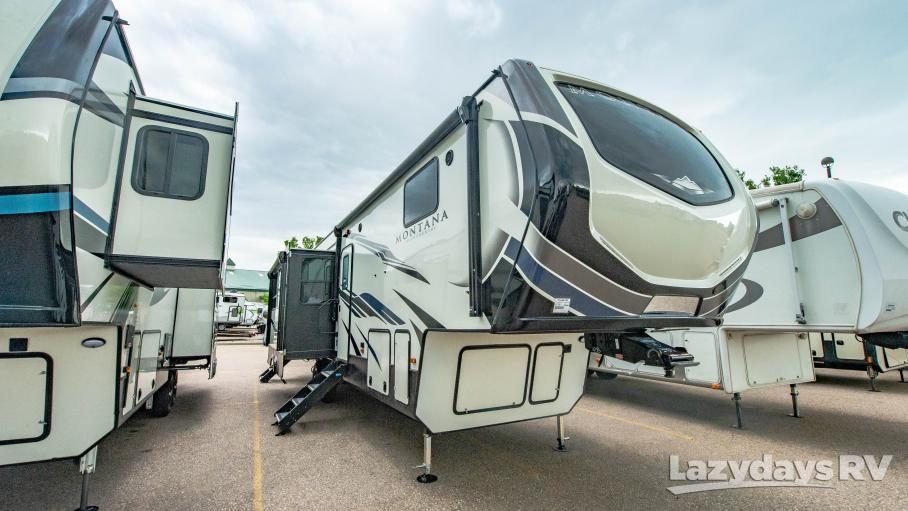 2021 Keystone RV Montana High Country 334BH