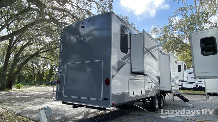 2021 Highland Ridge RV Open Range OF376FBH