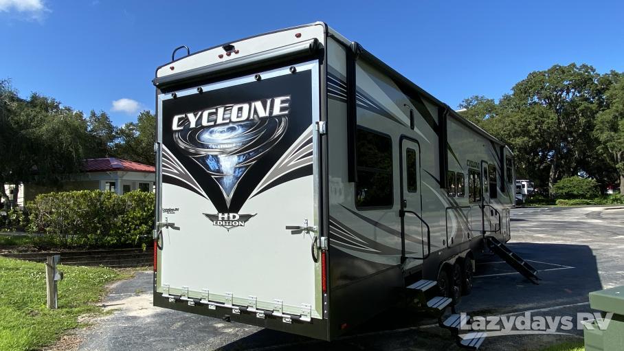 2021 Heartland Cyclone 4101
