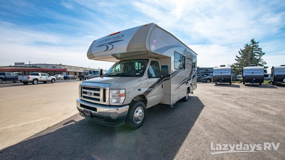 2021 Coachmen Leprechaun 220XG
