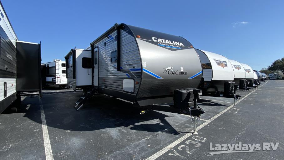 2021 Coachmen RV Catalina Legacy 333BHTSCK