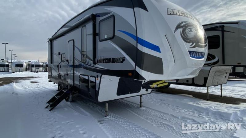 2018 Forest River RV Cherokee Arctic Wolf