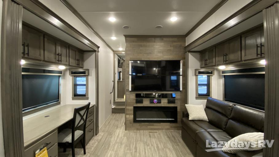 2021 Forest River RV RiverStone Reserve Series 3950FWK