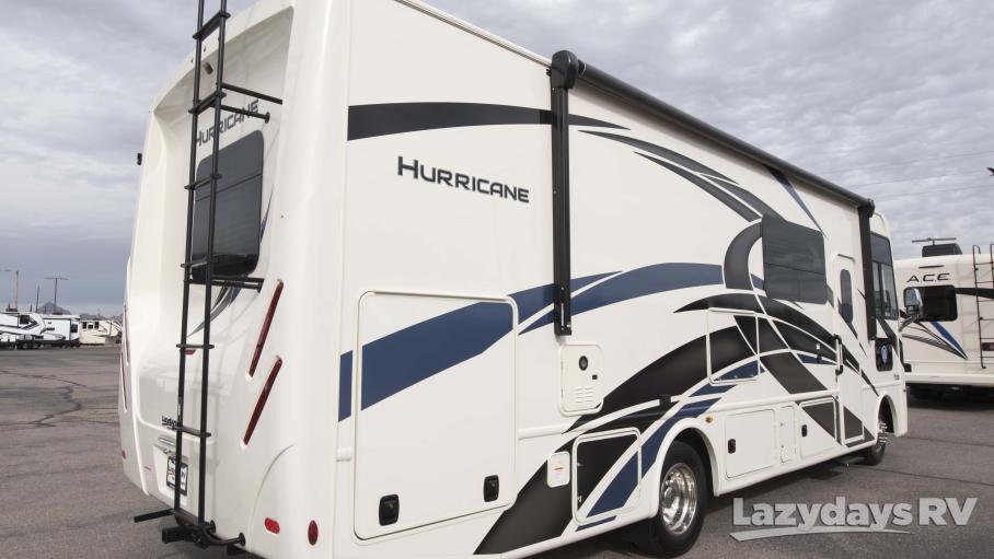 2021 Thor Motor Coach Hurricane 29M