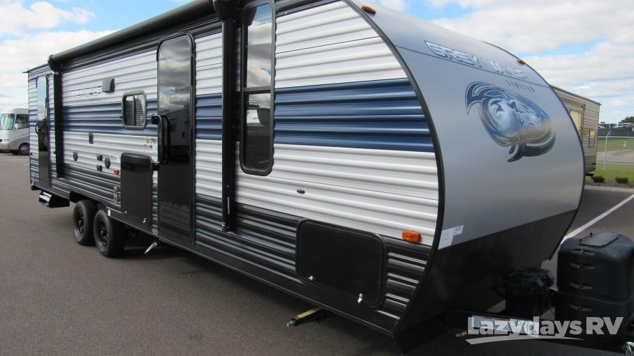 2021 Forest River RV Cherokee Grey Wolf