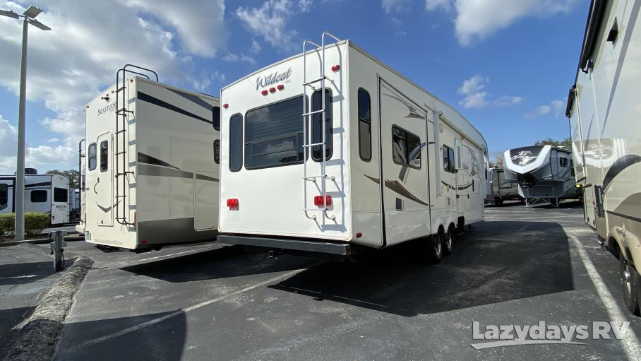 2011 Forest River Wildcat TS31