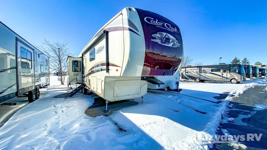 2017 Forest River RV Cedar Creek Hathaway Edition