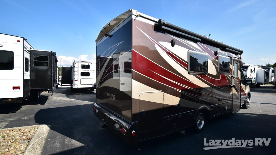 2017 Forest River Forester 2371D