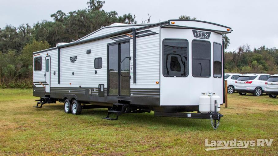 2020 Forest River Wildwood DLX 40FDEN