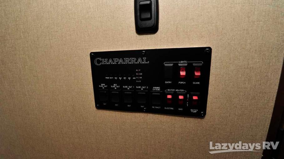 2017 Coachmen Chaparral 360IBL