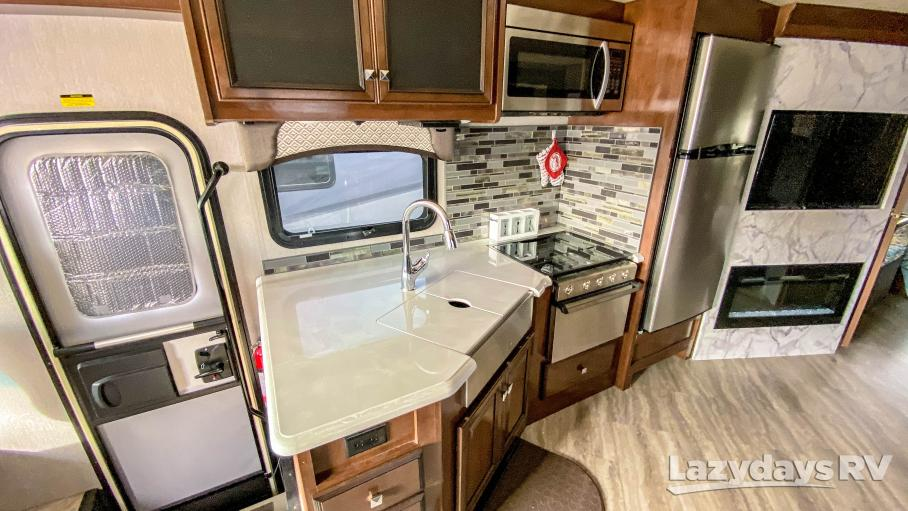 2020 Fleetwood RV Fortis 34MB