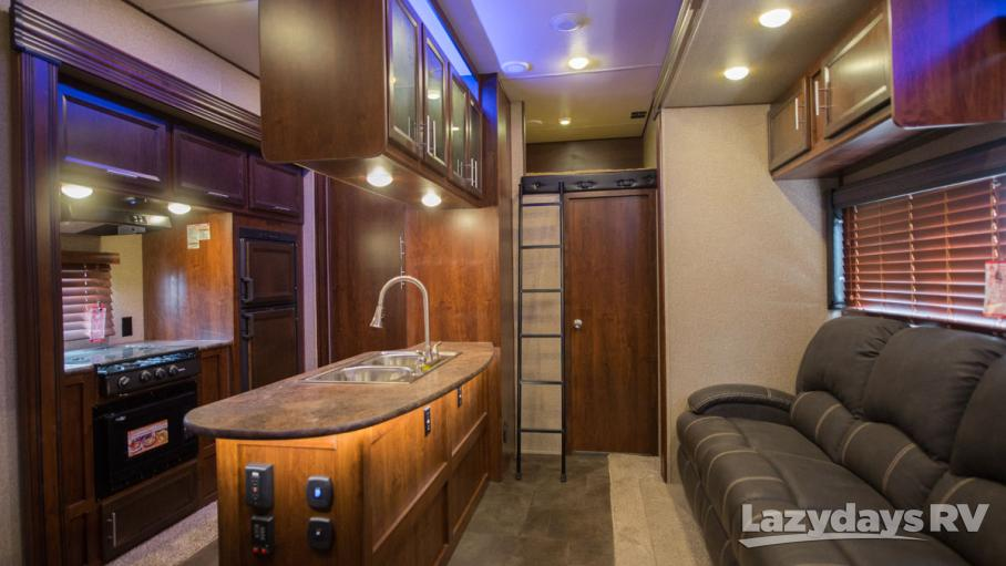 2016 Forest River Vengeance 320A
