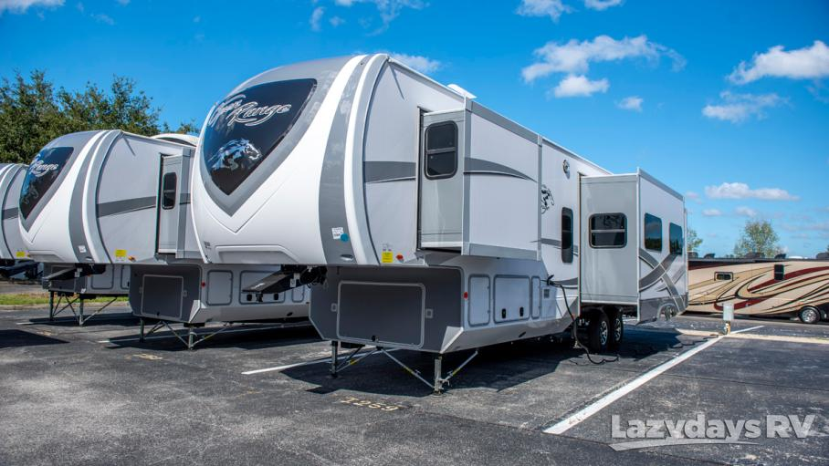 2020 Highland Ridge RV Open Range 427BHS