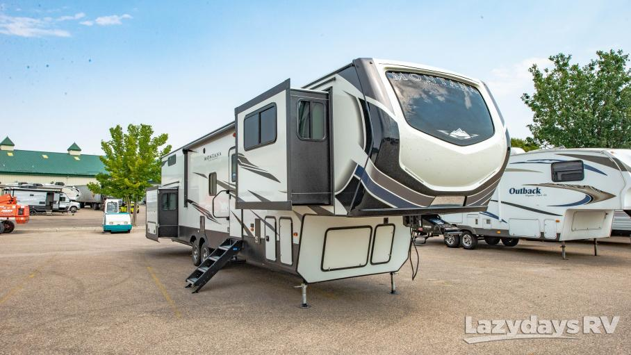 2021 Keystone RV Montana High Country 376FL